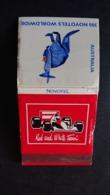 Boîte D'allumettes Marlboro  Novotel Australia - Boites D'allumettes