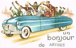 59  UN BONJOUR  DE ARTRES  CPM  TBE  59-12 - Frankreich
