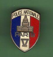 POLICE MUNICIPALE *** PARIS V *** Signe BALLARD *** 0088 (13) - Police