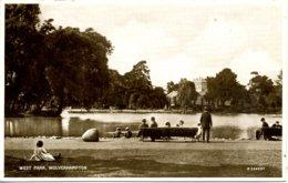 WEST MIDLANDS - WOLVERHAMPTON - WEST PARK  Wm64 - Wolverhampton
