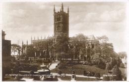 WEST MIDLANDS - WOLVERHAMPTON - ST PETER'S COLLEGIATE CHURCH RP  Wm188 - Wolverhampton
