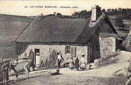 58 - Le Vieux MORVAN - Chaumière Isolée - - Frankreich