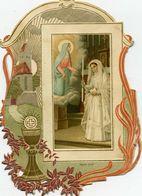 CANIVET  - Belle Image - Souvenir De 1ère Communion Le 15 Juin 1911 - - Imágenes Religiosas