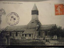 FRESNE-le-PLAN    église - Autres Communes