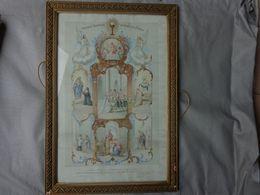 Souvenir De Bapteme De Communion  Et De Confirmation Sous Cadre - Religion & Esotérisme
