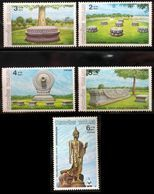 Thailand Stamp 1988 Buddha Monthon Celebrations - Thailand