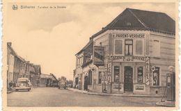 BLEHARIES : Carrefour De La Douane - Courrier De 1955 - Brunehaut