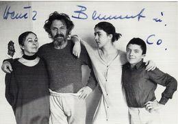 Bennent, Heinz 1921-2011 Schauspieler - Autographs