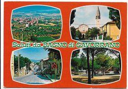 Saluti Da Bagno Di Gavorrano (Grosseto). Vedutine. - Grosseto