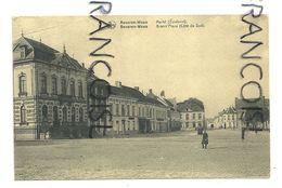 Belgique. Beveren - Waas. Beveren - Waes. Markt. Grand'Place (Côté Du Sud). 1921. NELS - Beveren-Waas