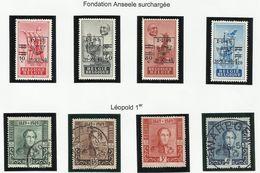 Belgique N° 803 à 806 + 807 à 810 De 1949 - Belgium