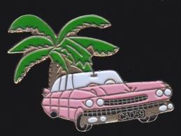 65665- Pin's-Automobile CAD58. Cadillac. - Corvette