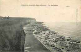 76* SOTTEVILLE SUR MER  Falaises      MA108,1125 - Sotteville Les Rouen