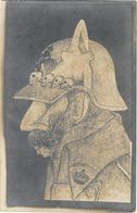ARCIMBOLDESQUE Carte Photo Profil De Soldat Allemand Empereur Guillaume ? - Guerre 1914-18