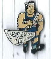 Rugby : Banque De France 1992 Le Retour - Rugby