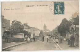 JEUMONT RUE FAIDHERBE - Jeumont