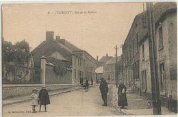 JEUMONT RUE DE LA MAIRIE - Jeumont
