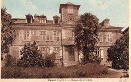 Pancé (35) - Le Château De La Créole. - Autres Communes
