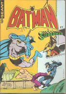 BATMAN  GEANT N° 9 - Batman