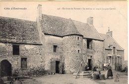 Paramé (35) - La Maison Natale De Jacques Cartier. - Parame