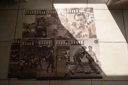 Lot De 10 Numéros Magazine BUT (1946) - Sport
