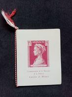 MONACO.1957. Carnet Commémoratif De La Naissance De La Pricesse CAROLINE. - Mónaco