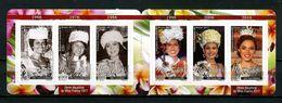 POLYNESIE 2017 Carnet N° C1156 ** ( 1156/1161 ) Neuf MNH Superbe Personnalités Miss Tahiti Vaea Ferrand Sonia Agnieray - Neufs