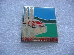 Pin's FERRARI, Sport Et Prestige - Ferrari