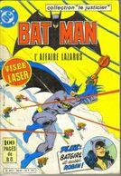 BATMAN  COLLECTION JUSTICIER   °°°°°    L  AFFAIRE LAZARUS - Batman