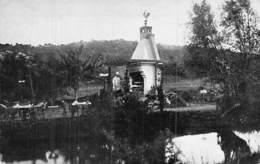 78 - ST REMY L'HONORE - MOULIN AUBERGE : La Nouvelle Rôtisserie - CPSM Village (1.495 H) N/B Format CPA - Yvelines - Altri Comuni