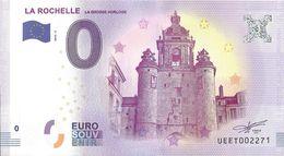 BS-54 - LA ROCHELLE - La Grosse Horloge 2018-2 - EURO