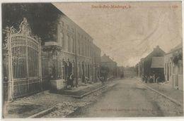 Maubeuge Sous Le Bois Rue De Douzies - Maubeuge
