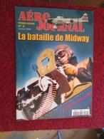 CAGI3 Superbe Revue AERO-JOURNAL HS 2 MIDWAY , Très Bon état , Valait 10 € . Sommaire En Photo 3 - Aviation