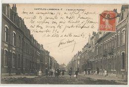 CANTELEU LAMBERSART L'AVENUE POTTIER - Lambersart
