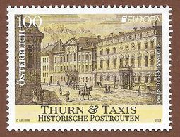 Österreich  2020  , Europa Cept Postwege - Postfrisch / Mint / MNH / (**) - 1945-.... 2ème République