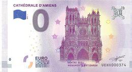 BS-60 - AMIENS - Cathédrale D'Amiens (Centre Des Monuments Nationaux) 2018-1 - EURO