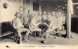 58 -  A La Campagne - Le Repas à La Ferme - - Landbouw