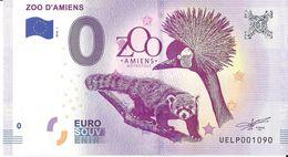 BS-61 - AMIENS - Zoo D'Amiens 2018-1 - EURO