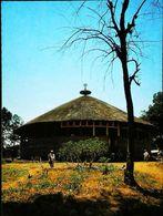 Ethiopie  Kidane  Mehret Church On Zeghie  Peninsula  In Lake Tana - Ethiopie