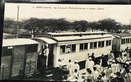CPA  Ethiopie    Train  Dirré Daoua  Le Dedjazmatch Taffari Makonnen Se Rendant à Gotha - Ethiopie