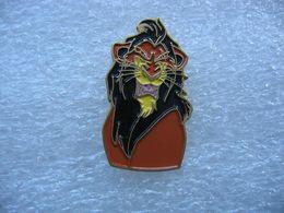 Pin's Du Roi Lion - BD