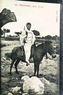 CPA  Ethiopie    Dirré Daoua  Ascari Abyssin - Ethiopie