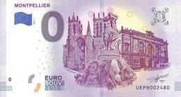BS-23 - MONTPELLIER - Les Monuments 2019-1 - EURO