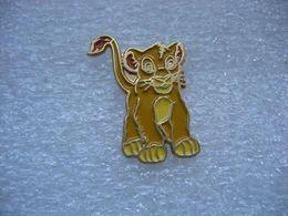 Pin's BD Simba - BD