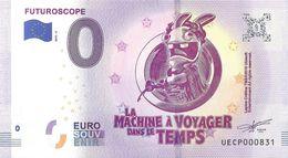 BS-24 - JAUNAY-CLAN - Le Parc Du Futuroscope (La Machine à Voyager Dans Le Temps) 2019-4 - EURO