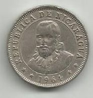 Nicaragua 10 Centavos 1964. - Nicaragua