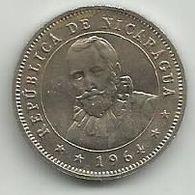 Nicaragua 25 Centavos 1964. - Nicaragua
