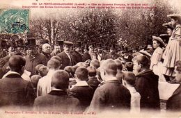 S26-026 La Ferté Sous Jouarre - Inauguration Des Ecoles Communales Des Filles Le 28 Avril 1907 - La Ferte Sous Jouarre