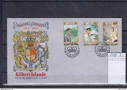 Kiribati Michel Cat.No. FDC 291/294 QEII - Kiribati (1979-...)