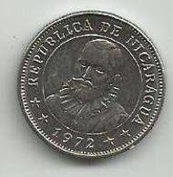 Nicaragua 10 Centavos 1972. High Grade - Nicaragua